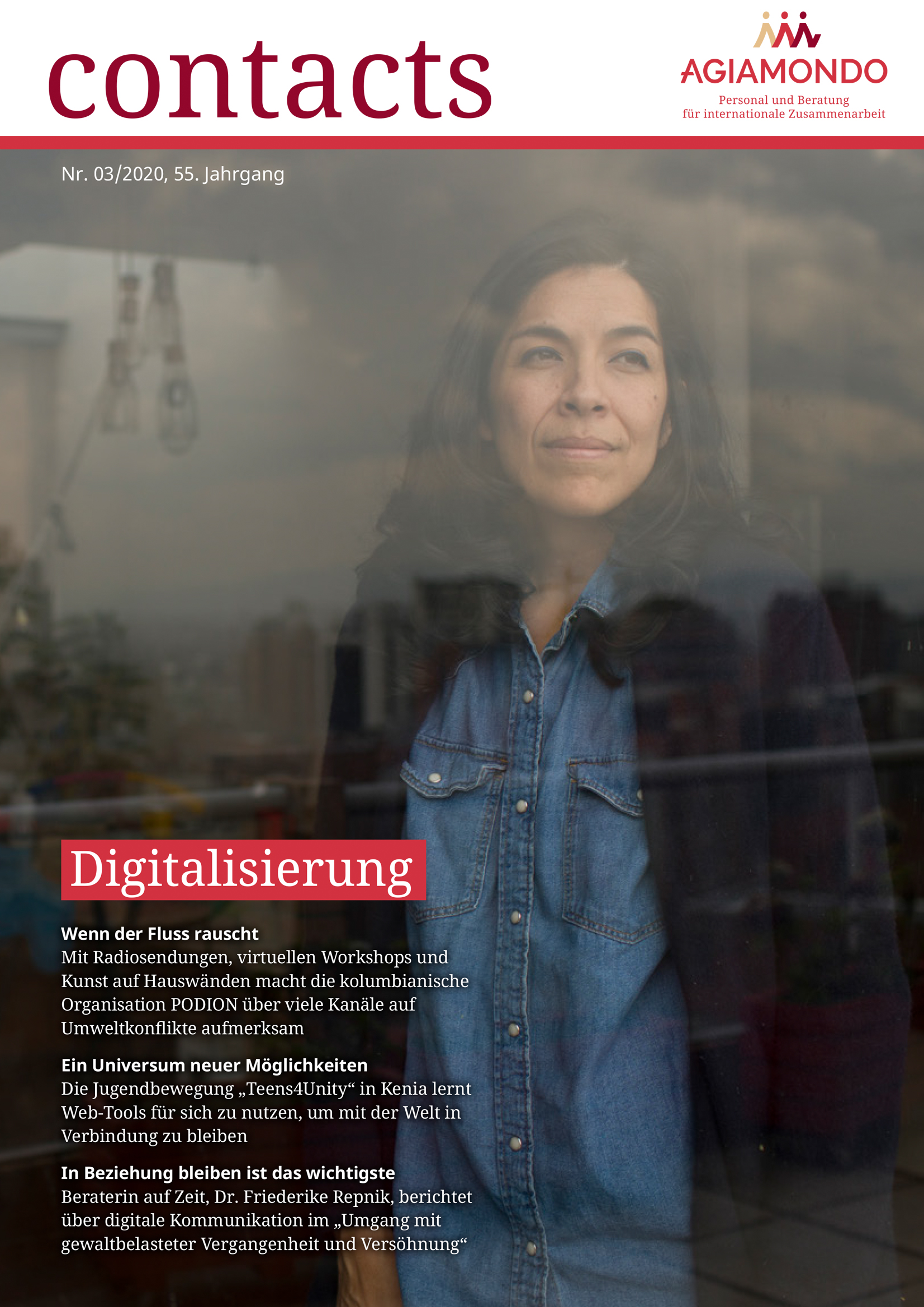 Contacts 3/ 2020 - Digitalisierung